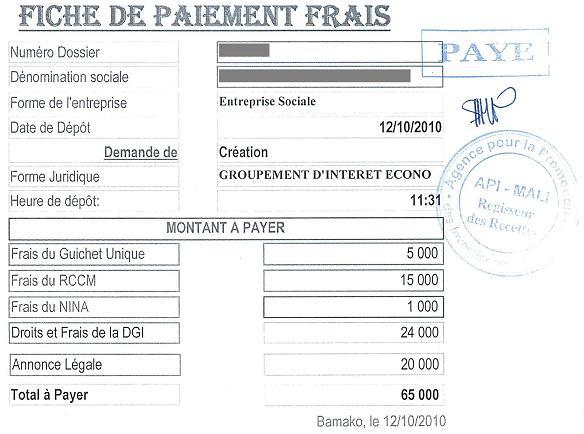 Modele quittance caisse document online - Modele de quittance de loyer pour meuble ...