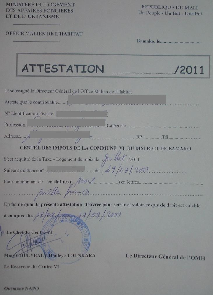 Declaration De Situation Site Caf