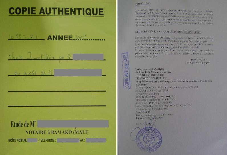 eregulations mali